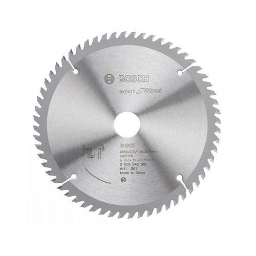 Lưỡi cưa gỗ 160x25.4mm T60 2608642972 Bosch