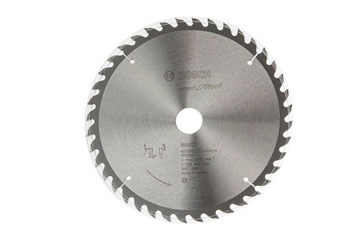 Lưỡi cưa gỗ 235x30mm T40 2608642999 Bosch