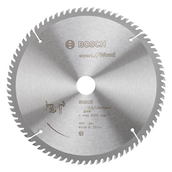 Lưỡi cưa gỗ 254x25.4mm T40 2608643001 Bosch
