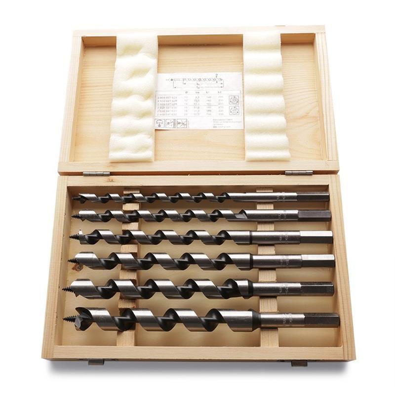 Bộ mũi khoan gỗ (6 mũi) 2607019322 Bosch