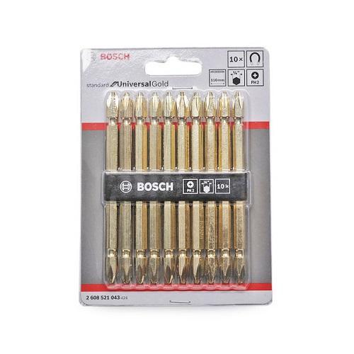 Đầu vặn vít dài (PH2-110mm) 2608521043 Bosch
