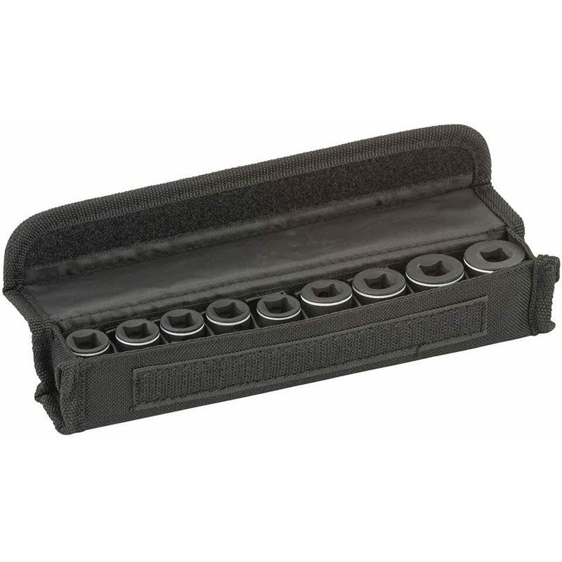 Bộ 9 chiếc 25mm 3/8'' 7,8,10,12,13,15,16,17,19  2608551098 Bosch