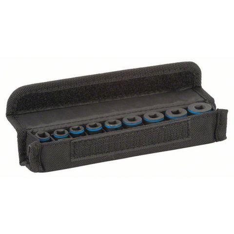 Bộ 9 chiếc 25mm 1/4'' 6,7,8,9,10,11,12,13,14 2608551096 Bosch