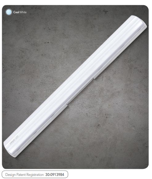 Đèn Led Ốp Nổi Wave _ Clip Type Bracket 50W