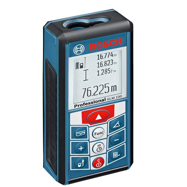 Máy đo khoảng cách laser GLM 100 0601072P40 Bosch