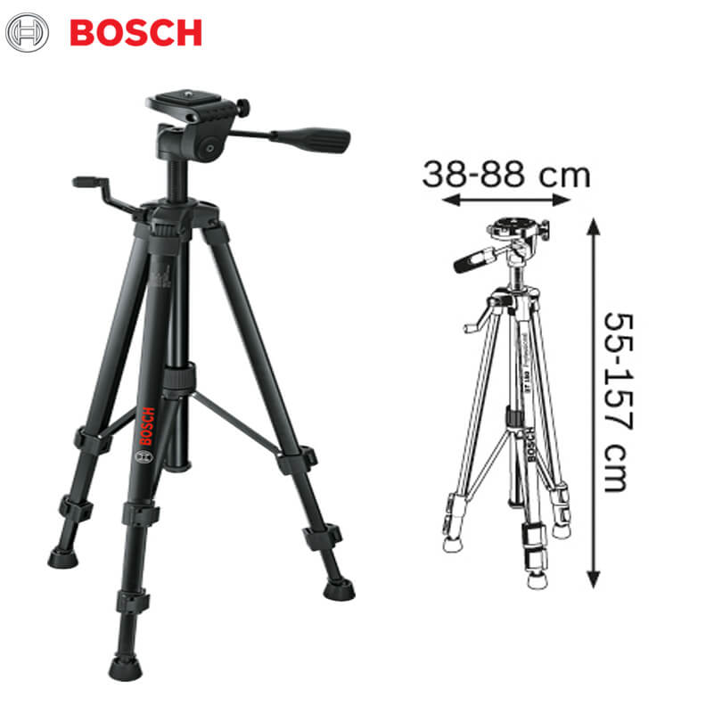 "Giá 3 chân BT 150 1/4"" 0601096B00 Bosch"