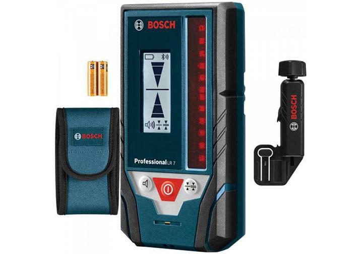 Thiết bị nhận tia laser xanh & đỏ LR 7 0601069J00 Bosch