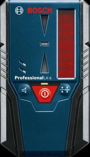 Thiết bị nhận tia laser đỏ LR 6 0601069H00 Bosch