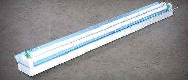 LED Flat Shade Light 21Wx1/2