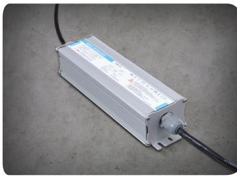SMPS for LEDModule · Bar Waterproof IP68 150W