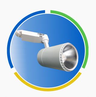ĐÈN LED TRACK LIGHT ECO 30W