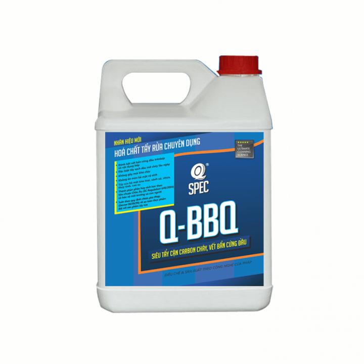 Dung dịch siêu tẩy cặn carbon cháy AVCO Q-BBQ (tỷ lệ pha loãng đến 1:20)