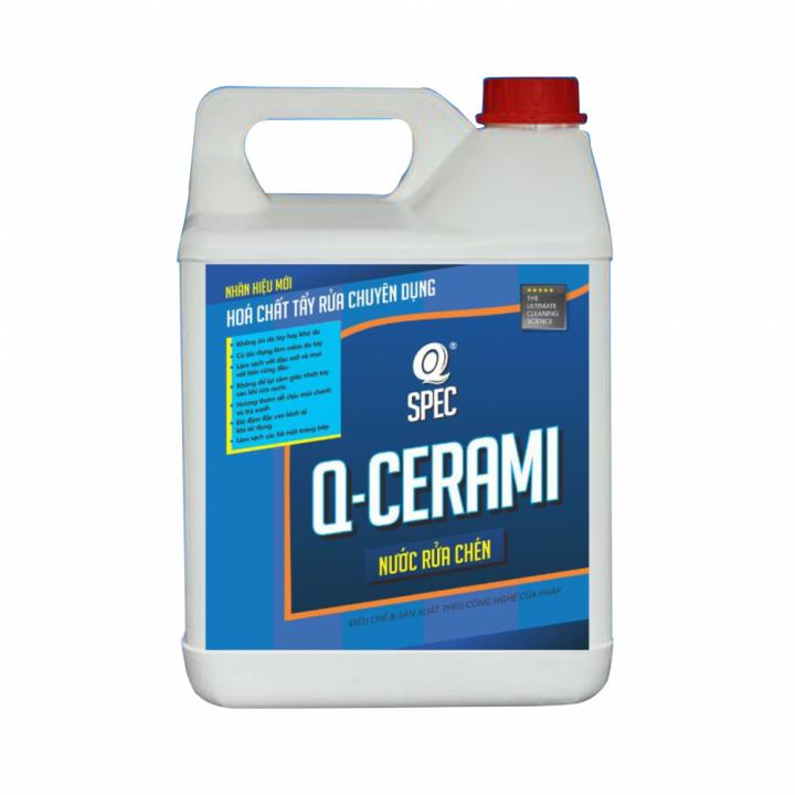 Nước rửa chén AVCO Q-Cerami