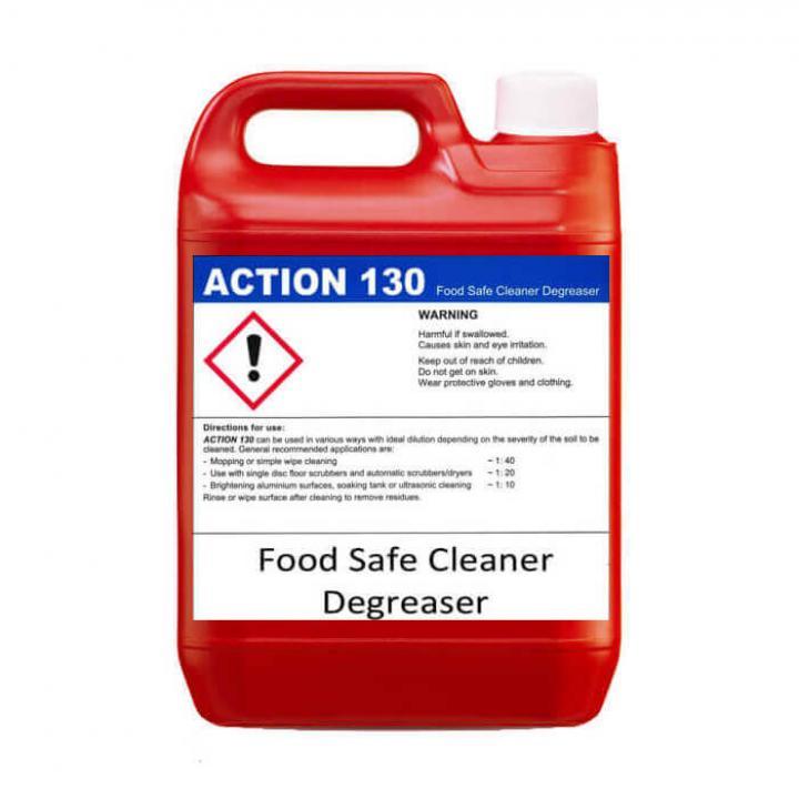 Hóa chất tẩy rửa dầu mỡ Klenco Action 130