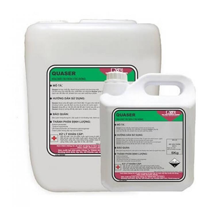 Hóa chất tẩy rửa 3 tác động NCL QUASER