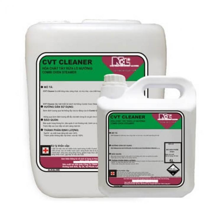 Hóa chất tẩy rửa lò nướng (Lò tự động) NCL CVT CLEANER 5L