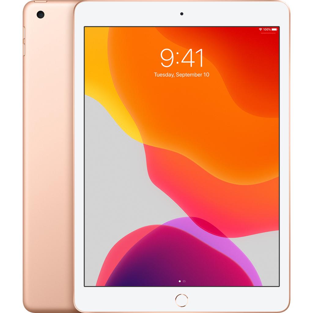 Ipad - Apple iPad 2019 7th-Gen 32GB 10.2-Inch Wifi Gold - MW762ZA/A