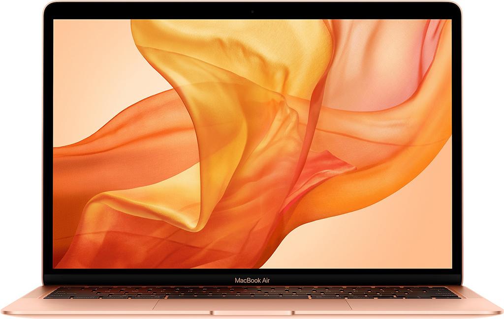 "Macbook Air - (NB) APPLE MBA 2020 Intel Core i5-GEN10/8GB/512GB SSD/13.3""(2560 x 1600)/VÀNG/Mac OS/Iris Plus - MVH52SA/A"