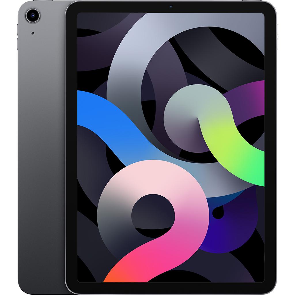 Ipad - Apple iPad Air 4 10.9-inch Wi-Fi 64GB/Xám - MYFM2ZA/A