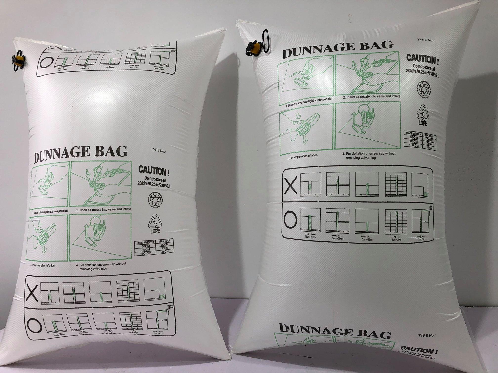Túi khí chèn hàng PP 90x120 cm