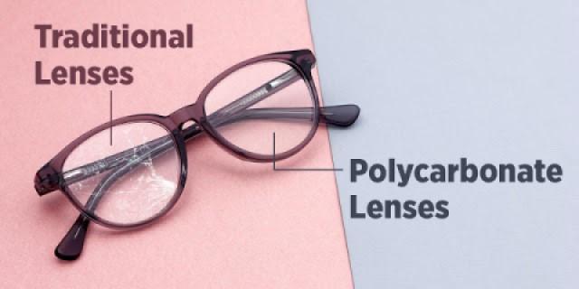 tròng polycarbonate so với tròng thường