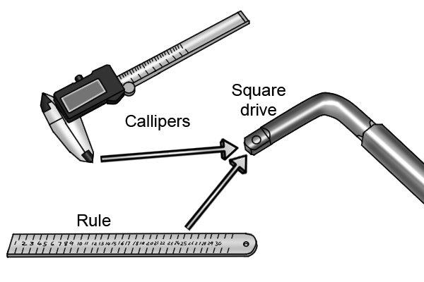 cấu tạo cờ lê vặn đai ốc bánh xe