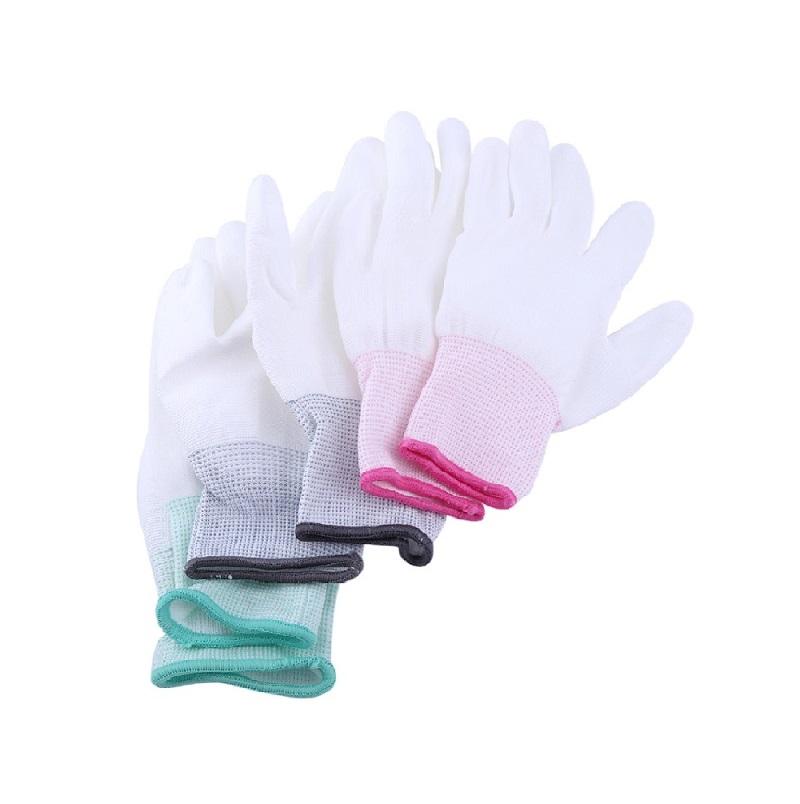 Găng tay sợi Poly kim 13