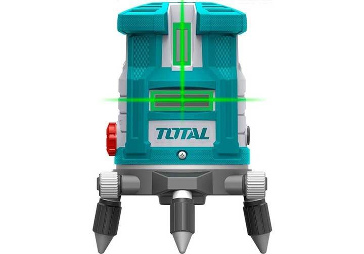 Máy Cân Mực 5 Tia Laser Xanh Total TLL305205