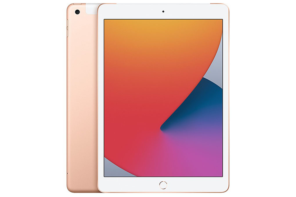Ipad - Apple iPad Gen 8th 10.2-inch Wi-Fi 32GB /Vàng - MYLC2ZA/A