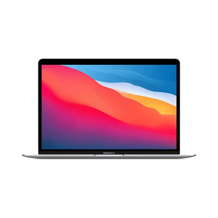 Macbook Air - (NB) MBA Apple M1 8-Core CPU/7-Core GPU/8GB RAM/256GB SSD/13.3-inch/Bạc/Mac-OS - MGN93SA/A