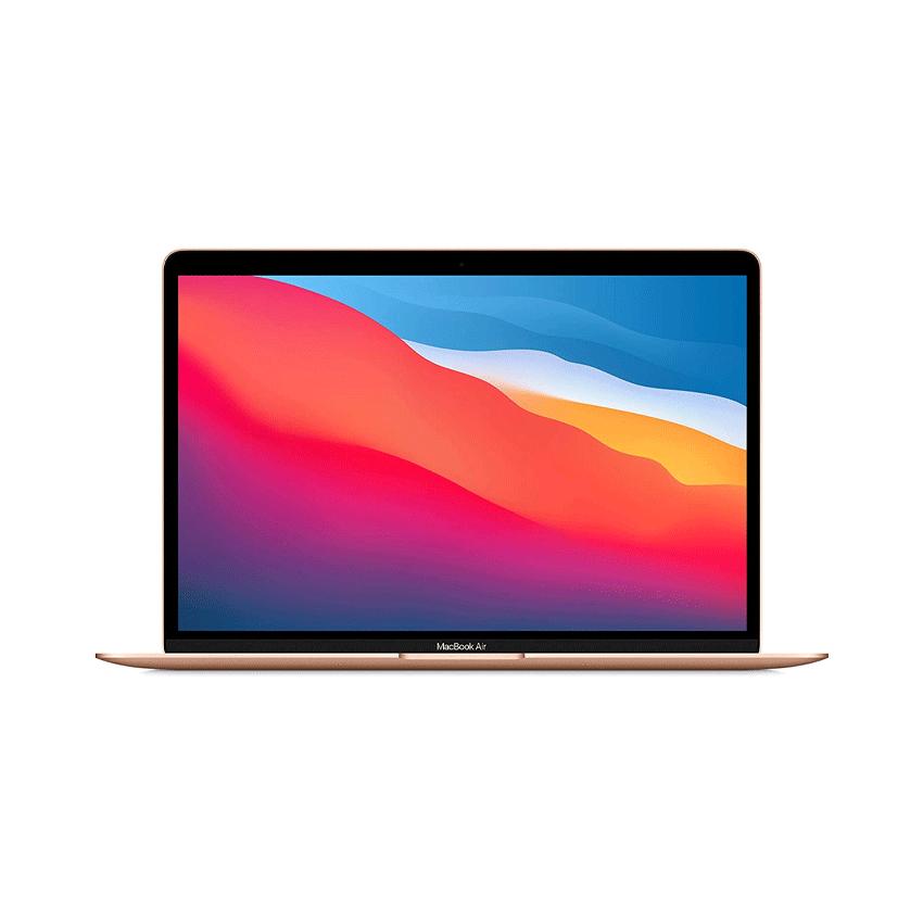 Macbook Air - (NB) MBA Apple M1 8-Core CPU/8-Core GPU/8GB RAM/512GB SSD/13.3-inch/Vàng/Mac-OS - MGNE3SA/A