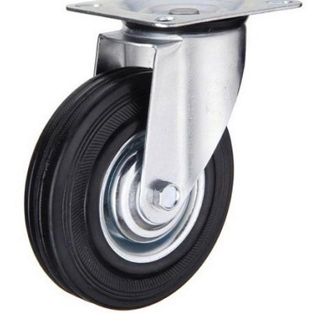 bánh xe cao su