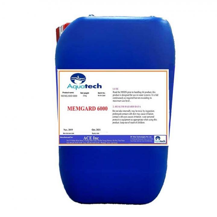 Chất tẩy rửa màng RO Memgard 6000, Can 25kg