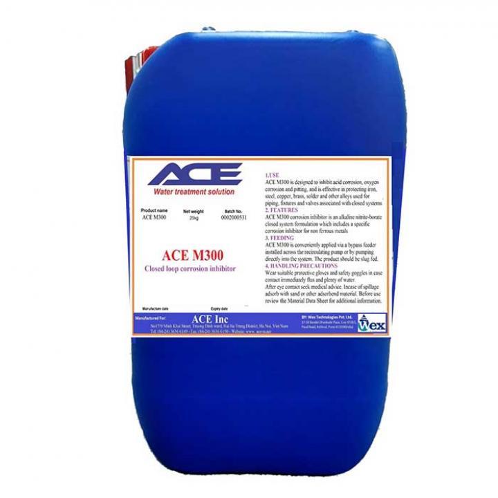 Chất chống ăn mòn hệ thống kín ACE M300, can 25kg
