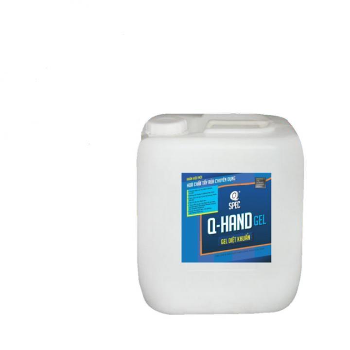 Gel rửa tay khô diệt khuẩn AVCO Q-Hand Gel 20L - Viện Pasteur chứng nhận