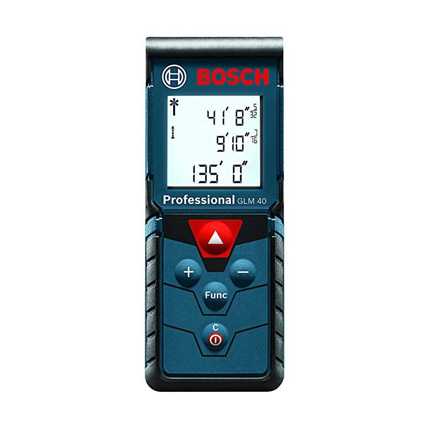 Máy đo khoảng cách laser GLM 40 06010729K0 Bosch
