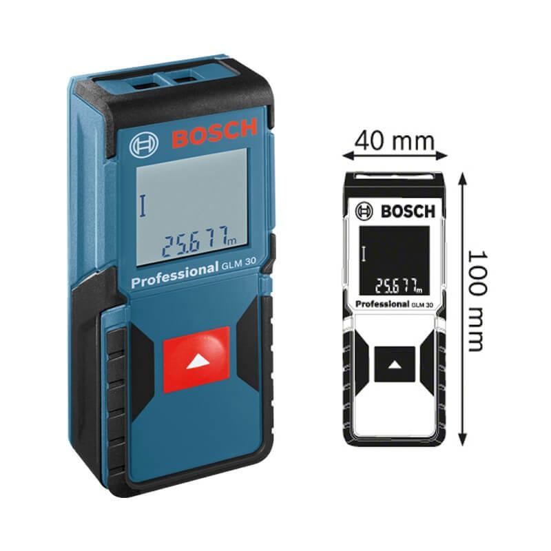 Máy đo khoảng cách laser GLM 30 06010725K0 Bosch