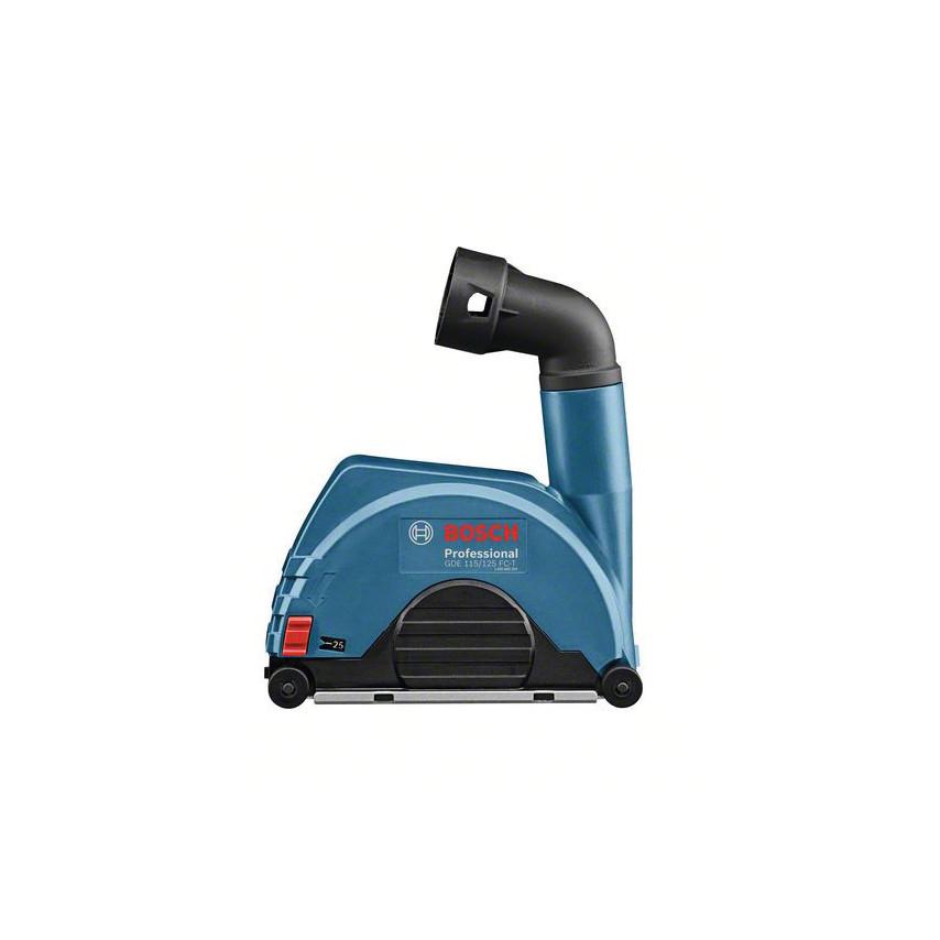 Đầu nối hút bụi máy mài 125 khi cắt GDE 125 FC-T 1600A003DK Bosch
