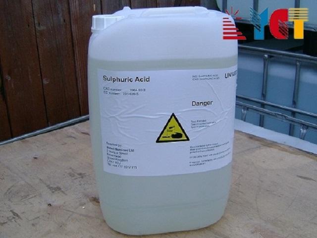hoá chất công nghiệp