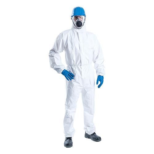 Bộ áo liền quần chống hoá chất, phòng dịch Vin-2000 Pro
