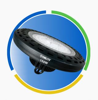Led High Bay UFO 100W - 35.000H