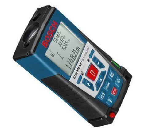 Máy đo khoảng cách laser GLM 250 VF  0601072170 Bosch
